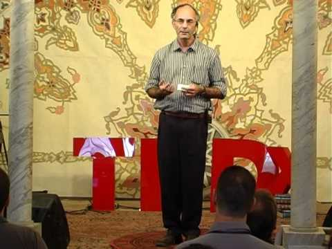 TEDxJaffa - Dr. Yehuda Stolov - The Easy Way to Peace in the Holy Land
