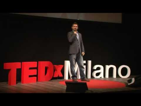 TEDxMilano - Dario Pasquarella - on eyes, body and internet in the world of silence