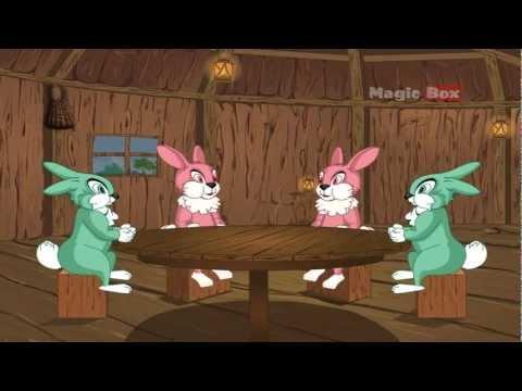 Polly Put - English Cartoon Nursery Rhymes