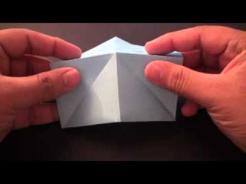 Origami Daily - 118: Pop-Up Star - TCGames [HD]