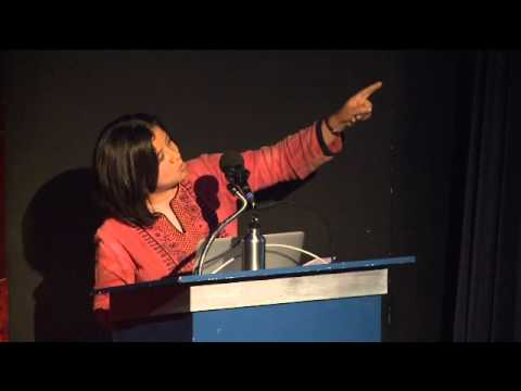 TEDxBradford - Irna Qureshi - My Journey On The Grand Trunk Road