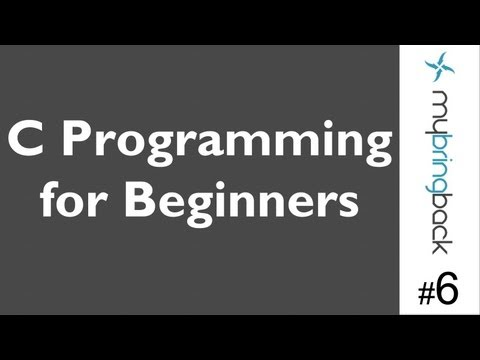Learn C Programming Tutorial 1.6 Displaying Values