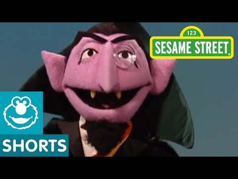 Sesame Street: The Count Counts Once More With Feelings
