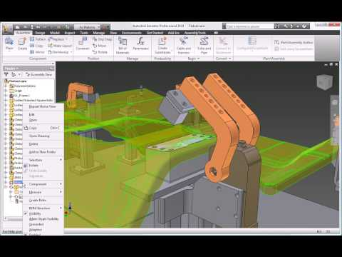 Autodesk Inventor 2010 Native Translators