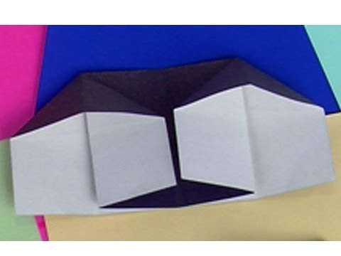 Origami House Variation 1