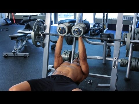 Pec Pump Chest Workout | How to Work Out at the Gym
