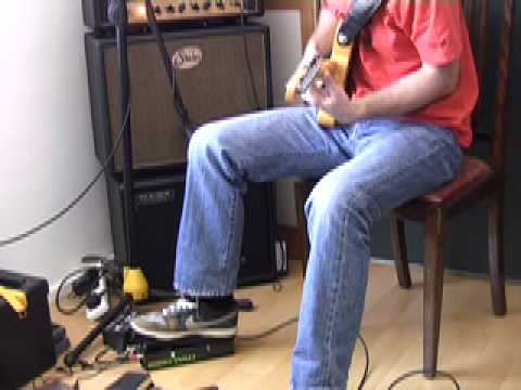 Ernie Ball Wah Pedal REVIEW & DEMO (GG-304) How to play