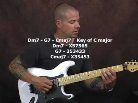 Jazzy clean lead guitar lesson soloing with arpeggios scales modes blues devices