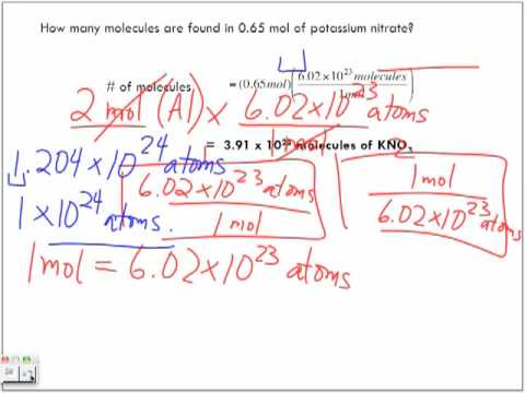 Avogadro Constant Lecture Part 3