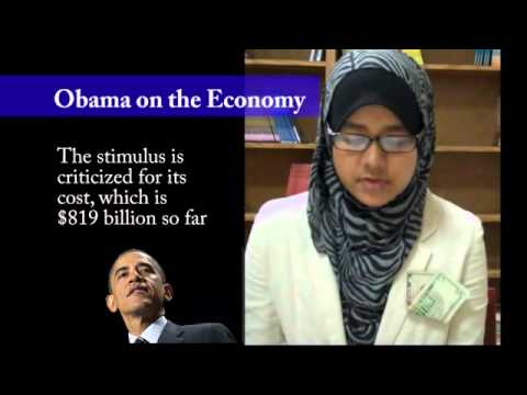 Teen Guide to the 2012 Election - Economy