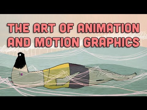The Art of Animation and Motion Graphics | Off Book | PBS