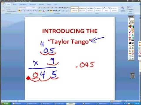 Taylor Tango