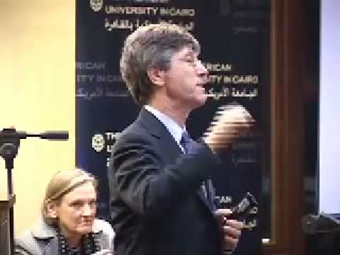 From World Crisis to Sustainable Development: Priorities for Global Cooperation Lecture, Pt.2 of 2