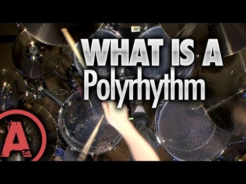 What Is A Polyrhythm - Advanced Drum Lessons