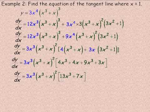 The Chain Rule Part 3.avi