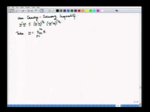 Mod-01 Lec-21 MANOVA & Multiple correlation coefficient