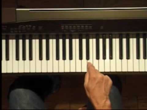 Piano Lesson - What is a sharp?