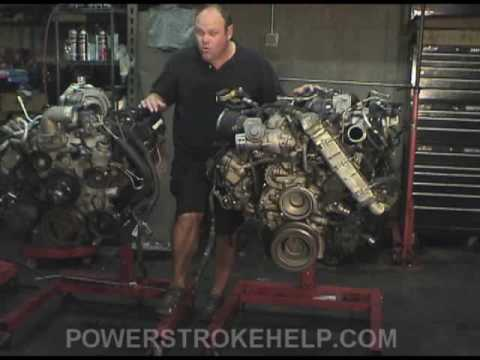 7 3 vs 6 0 vs 6 4 POWERSTROKE ENGINES 1 OF 4
