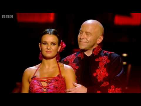 Judges' Vote - Dominic & Lilia - Strictly Come Dancing - BBC