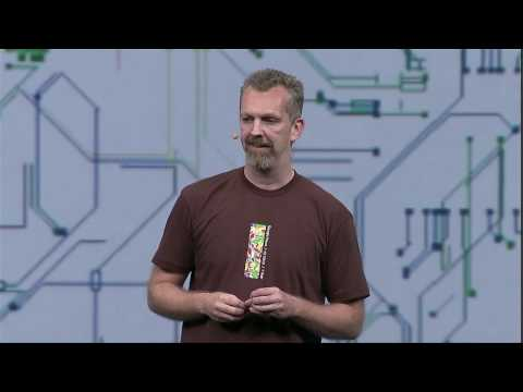 Google I/O 2010 Keynote Day 1, pt. 7