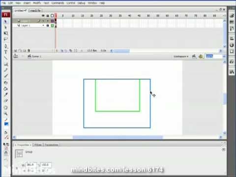 ActionScript 3 Animation 15: Auto-Scrolling Map