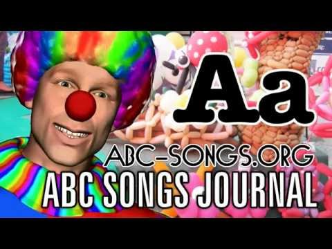 ABC Song by ABC songs journal downloads
