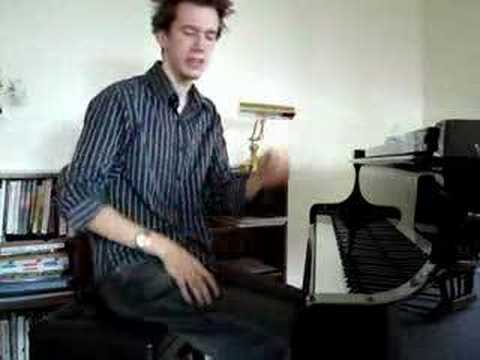 How to Play Piano: Lesson #21 Relax!