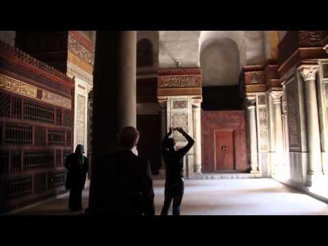 ARIC 271 | Complex of Qalawun Field Trip | 03.03.2012