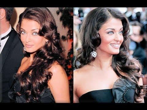How to use Hot Rollers, Ashwarya Rai Big Curls