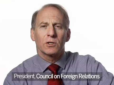 Big Think Interview with Richard Haass