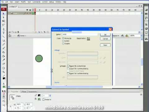 ActionScript 3 Animation 3: Animate With a Timer