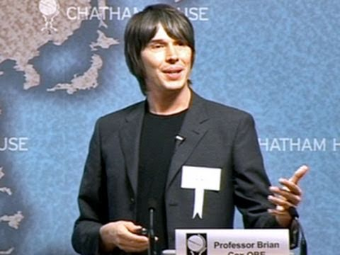 In Defense of Science Funding - Brian Cox