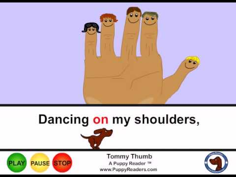 Tommy Thumb: Song Animation for Children