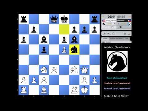 Warzone Kings Chess Tournament [95]