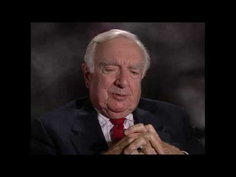 Walter Cronkite: On Network News