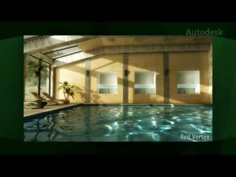 Autodesk Media & Entertainment 2008 Design Visualization Show Reel