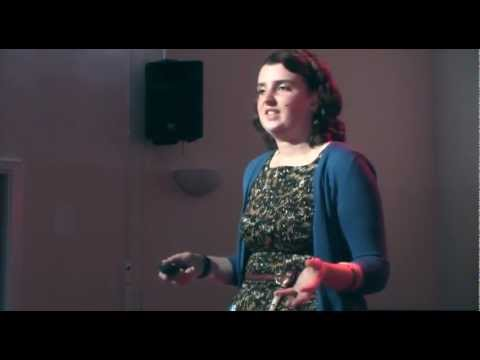 Roots of the Hidden: Lizzie Sevenoaks at TEDxSWPS