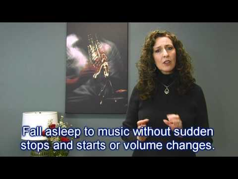 Music for Sleeping, How to Get Good Sleep by Hope Young, Music Therapy Austin