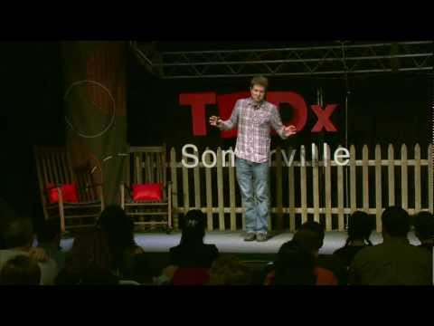 TEDxSomerville: Chris Templeman - Community Supported Manufacturing?