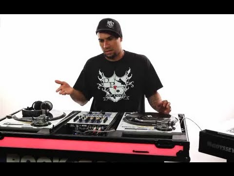 How to DJ: How to Backspin
