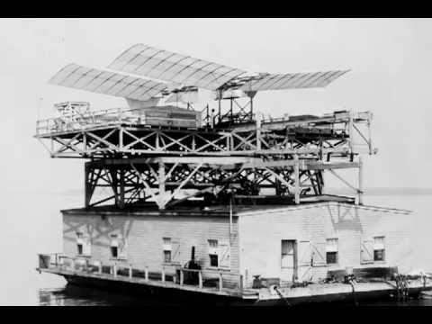 Samuel P. Langley and the Aerodrome A