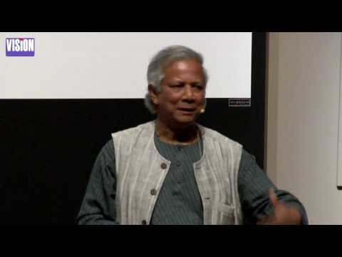 Muhammad Yunus - Building Social Business