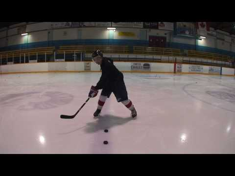 How To Take a Slapshot