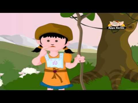 Kutti Aadugal - Nursery Rhyme in Tamil