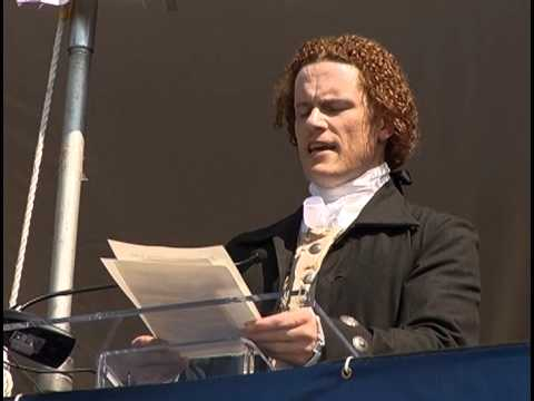 July 4th, 2012 at the National Archives: Dramatic Reading of the Declaration of Independence