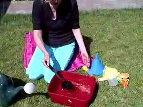 Activity Water Fun With Household Items - Cullen's abc's
