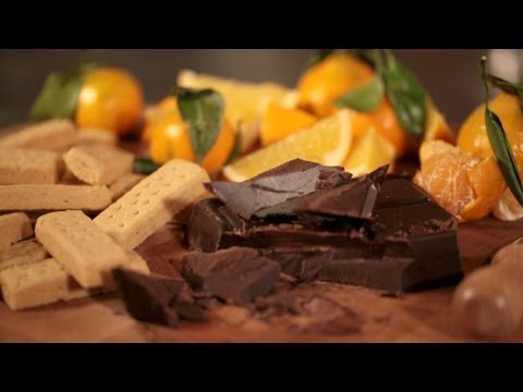 Chocolate Dessert Board: Party Platter (How To Make It) || Kin Eats
