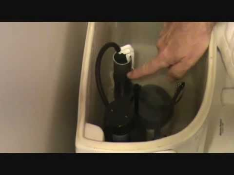 How to troubleshoot a leaking toilet