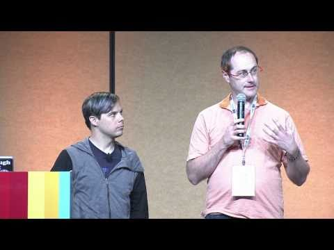 Google I/O 2011: Scalable Structured Markup
