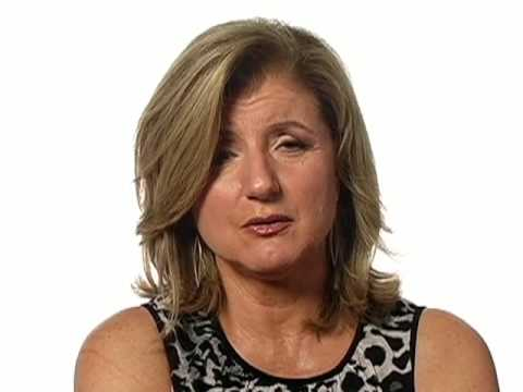 What Keeps Arianna Huffington Up at Night?
